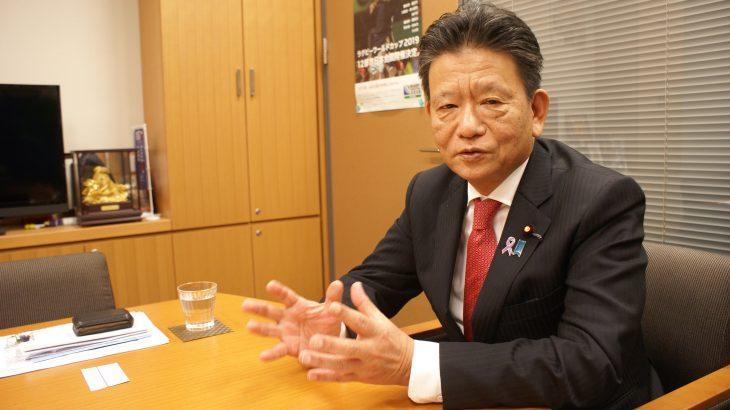 【インタビュー】三ツ林裕巳衆議院議員(埼玉14区)第一回